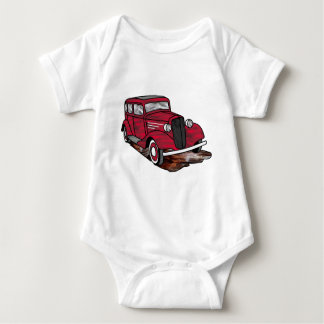 31 Chevrolet 4 door Sedan Baby Bodysuit