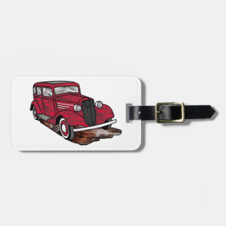31 Chevrolet 4 door Sedan Luggage Tag
