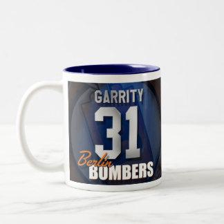 #31 Garrity Berlin Bombers Mug