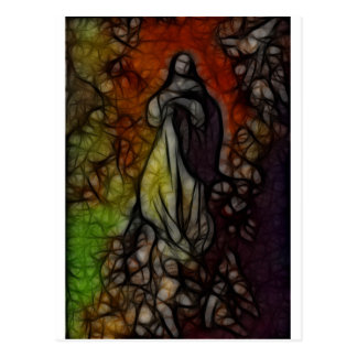 31 - Manic Rapture Postcard