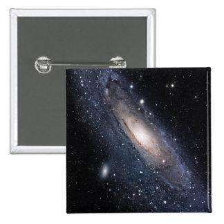 31 más sucios, la gran galaxia en Andromeda Pin Cuadrado