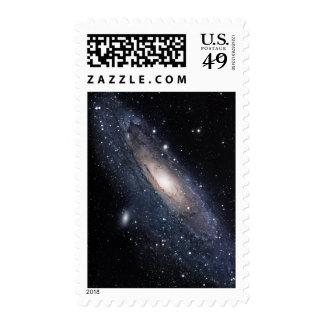 31 más sucios, la gran galaxia en Andromeda Sellos