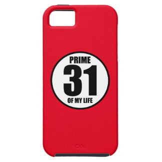 31 - prime of my life iPhone SE/5/5s case