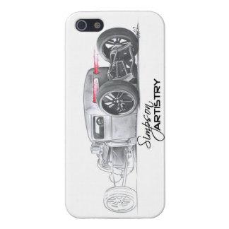 31' Rat Rod iPhone 5 cover
