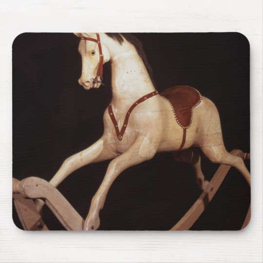 31:Rocking horse, English, 1840 Mouse Pad