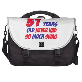 31 years old birthday design commuter bag