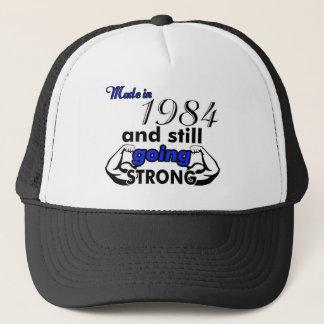 31 years old design trucker hat