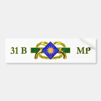 31B 40th Infantry Division Bumper Stickers