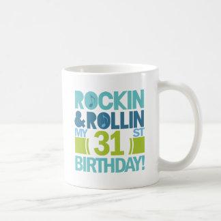 31ro Ideas del regalo de cumpleaños Taza Clásica