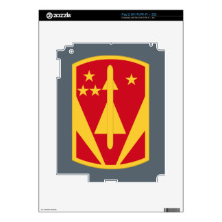 31st Air Defense Artillery Brigade Decal For The iPad 2