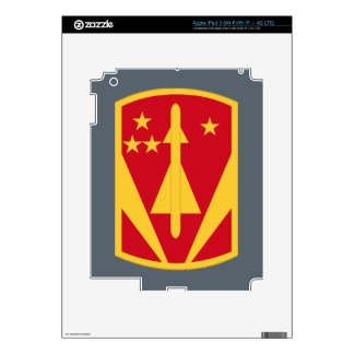 31st Air Defense Artillery Brigade Skin For iPad 3
