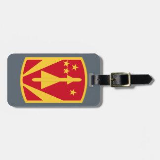 31st Air Defense Artillery Brigade Tag For Luggage