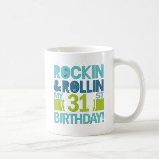 31st Birthday Gift Ideas Coffee Mug