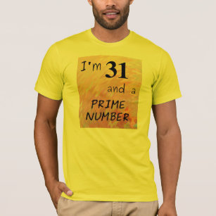 31st Birthday T Shirt For Men And Women