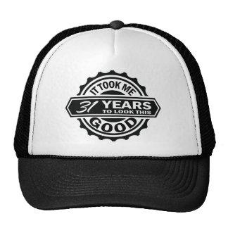 31st Birthday Trucker Hat