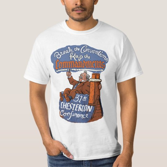31st Chesterton Conference Logo Shirt