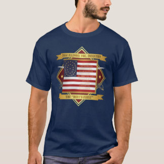 31st Illinois Volunteer Infantry T-Shirt