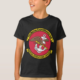 31st MEU Special Operations Capable T-Shirt