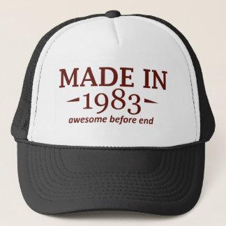 31st year birthday designs trucker hat