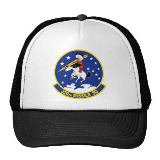 320th Missile Squadron Trucker Hat