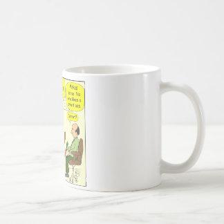 321 donkey genius smart a$$ color cartoon coffee mug