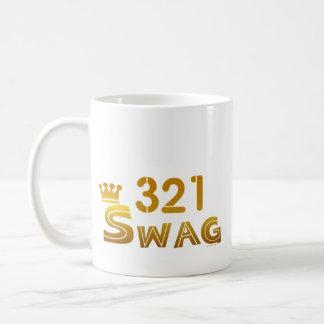 321 Florida Swag Coffee Mug