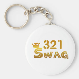 321 Florida Swag Key Chain