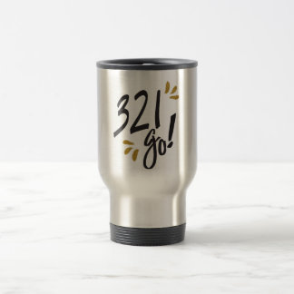 321 Go! Travel Mug