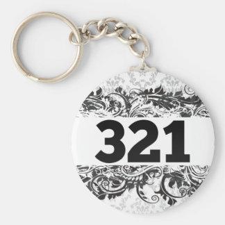 321 KEYCHAINS