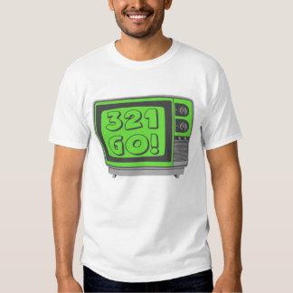 321go WOD color TV Tshirt