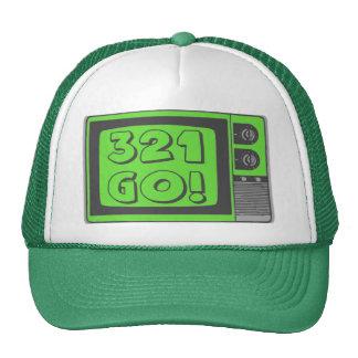 321go WOD trucker hat