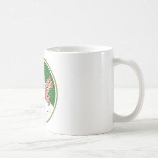 321st Bomb SquadronPatch Coffee Mug