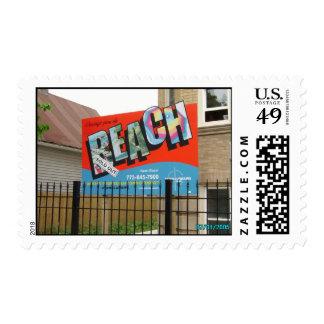 3222 W. Beach Postage