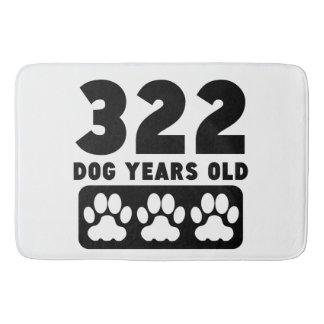 322 Dog Years Old Bath Mats