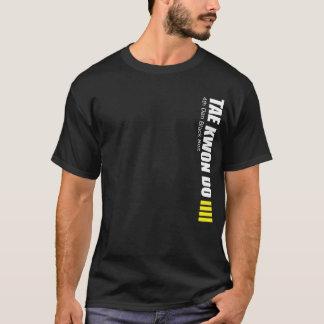 323-4-2 4ta camisa del Taekwondo de la correa de