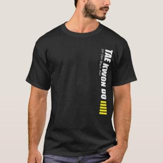 323-5-2 5ta camisa de Dan el Taekwondo