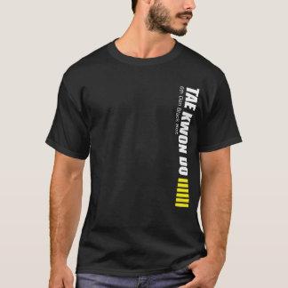 323-6-1 6ta camisa de Dan el Taekwondo