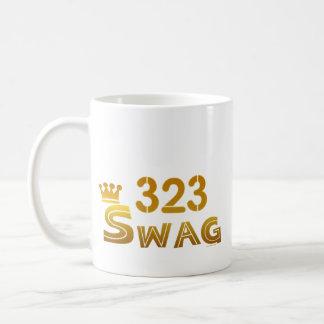 323 California Swag Coffee Mugs