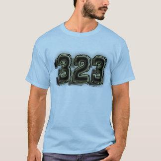 323 LOS ANGELES, CALIFORNIA. T-Shirt