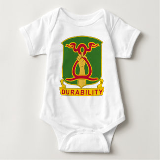 324th Military Police Battalion - Durability Baby Bodysuit