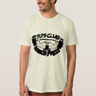 325 Club Bench Press Organic T-Shirt