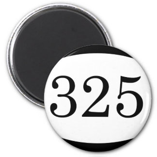 325 Parachute Infantry 2 Inch Round Magnet