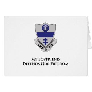 325o PIR- mi novio defiende nuestra libertad Tarjeta De Felicitación