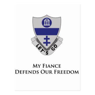 325o PIR- mi prometido defiende nuestra libertad Tarjetas Postales