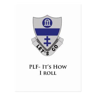 325o PIR- PLF- es cómo ruedo Postal