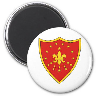 325th Airborne Field Artillery Battalion Magnets