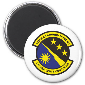 325th Comm SQ Refrigerator Magnets