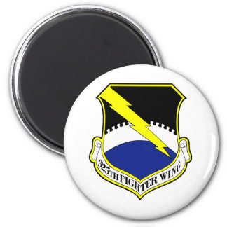 325th Fighter Wing Fridge Magnet