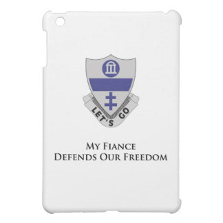 325th PIR- My Fiance Defends Our Freedom iPad Mini Case