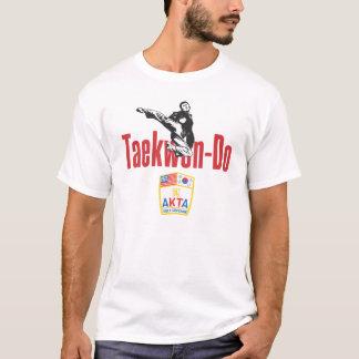 326-1 AKTA Taekwon-Do Shirt